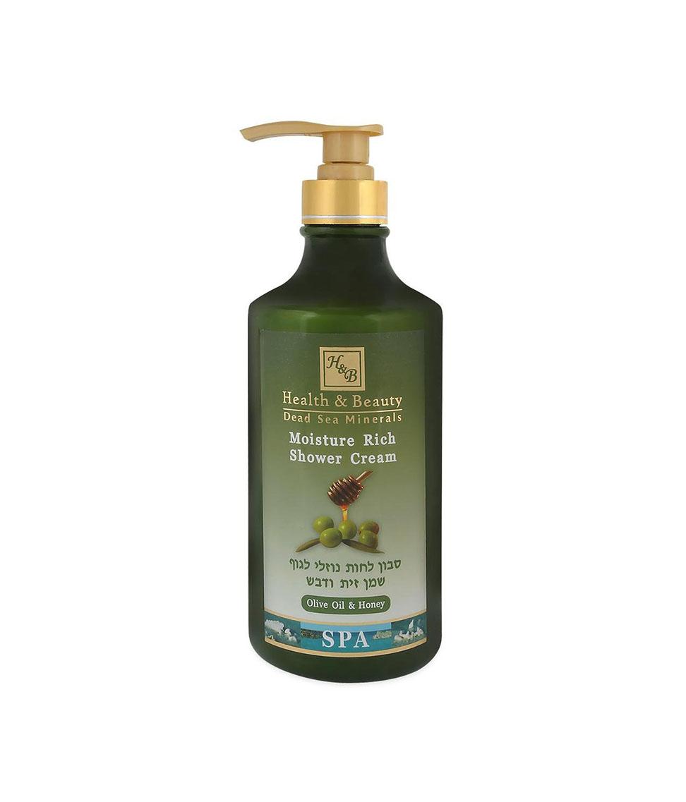 zel do ciala health and beauty oliwa z oliwek miod